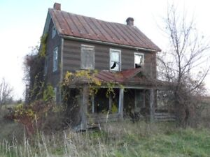 HOUSE/PROPERTY WANTED IN RURAL AREA!
