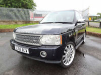 2005 Land Rover Range Rover 3.0 Td6 Auto HSE - KMT Cars