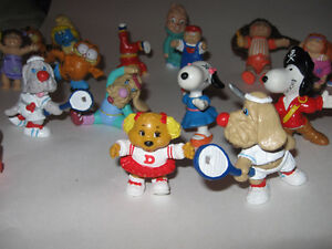 Vintage Figurines Wrinkles, Cabbage Patch Kids, Snoopy, Chipmunk Cornwall Ontario image 2