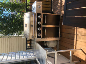 BBQ grill GOOD COND (read description pls)