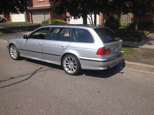 1999 BMW 5-Series Wagon