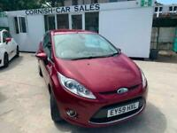 2009 Ford Fiesta 1.4 Titanium 3dr Only 82,000 miles 1.4 Petrol *Ideal First Car*