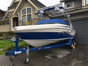 *2011 REINELL 21ft MINT COND. WITH UPGRADES*