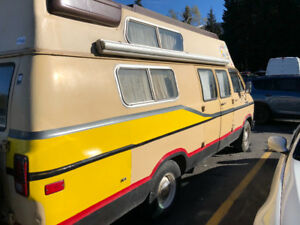 Dodge Van Campervan RV
