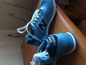 Just like new 574 New Balance sneakers