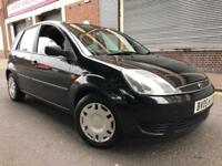 Ford Fiesta 2005 1.25 Style 5 door LOW MILES, LAST OWNER SINCE 2008, BARGAIN