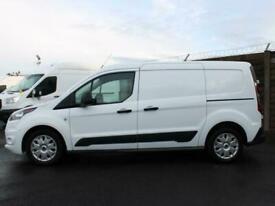 2017 Ford Transit Connect 1.5 TDCi 100ps Double Cab Long Wheelbase L2H1 Van Crew