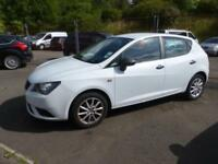 2012 SEAT IBIZA S EDITION ** AIR CON CLIMATE ** HATCHBACK PETROL