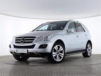 2010 Mercedes-Benz M Class 3.0 ML350 CDI BlueEFFICIENCY Sport 7G-Tronic 4x4