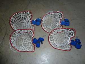 Hockey net attachable steel net shooter targets