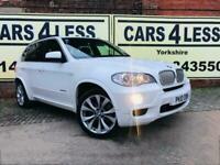 2010 BMW X5 35D M SPORT 3.0 DIESEL IN EXCELLENT CONDITION LOW MILEAGE FSH NOT X6