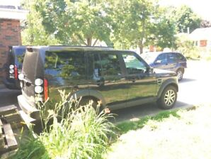 2008 LR3, V6, Auto,7Seater LOW KMS $10500
