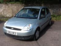 Ford Fiesta 1.3 2003.5MY Finesse