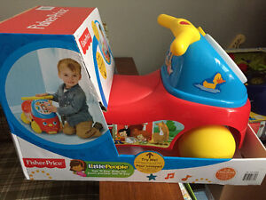 New! Fisher Price See N Say Ride on just reduced! Kitchener / Waterloo Kitchener Area image 3