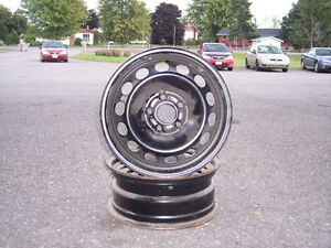 X99103-N - 6Jx15 USED RIMS SET OF 4 Cornwall Ontario image 1