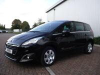 Peugeot 5008 1.6 E.HDi Auto 7 Seats Left Hand Drive(LHD)
