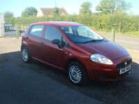 Fiat Grande Punto 1.2 Active GREAT FIRST CAR