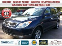2008 Hyundai Veracruz Limited |1 Owner |Locally Owned & Serviced