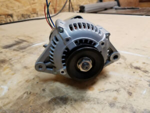 Denso 60 amp Mopar conversion alternator- New!