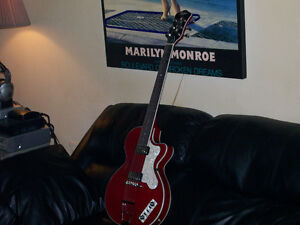 Hofner CT Club Guitar - Quality Tonewoods and German Pickups! West Island Greater Montréal image 2