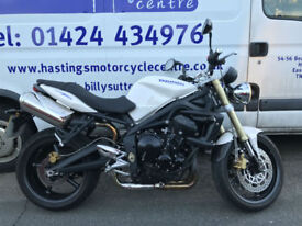 Triumph Street Triple 675 / ST675 / Naked / Nationwide Delivery / Finance