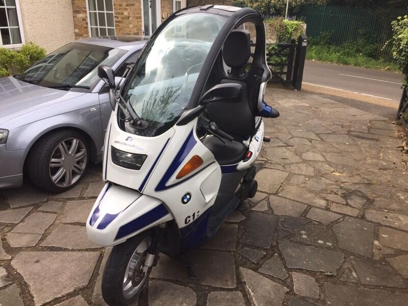Bmw C1 125 Only 1 529 Miles In Hillingdon London Gumtree