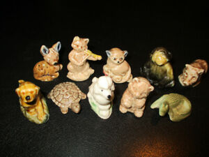 Red Rose Tea Figurines @ $2.00 each