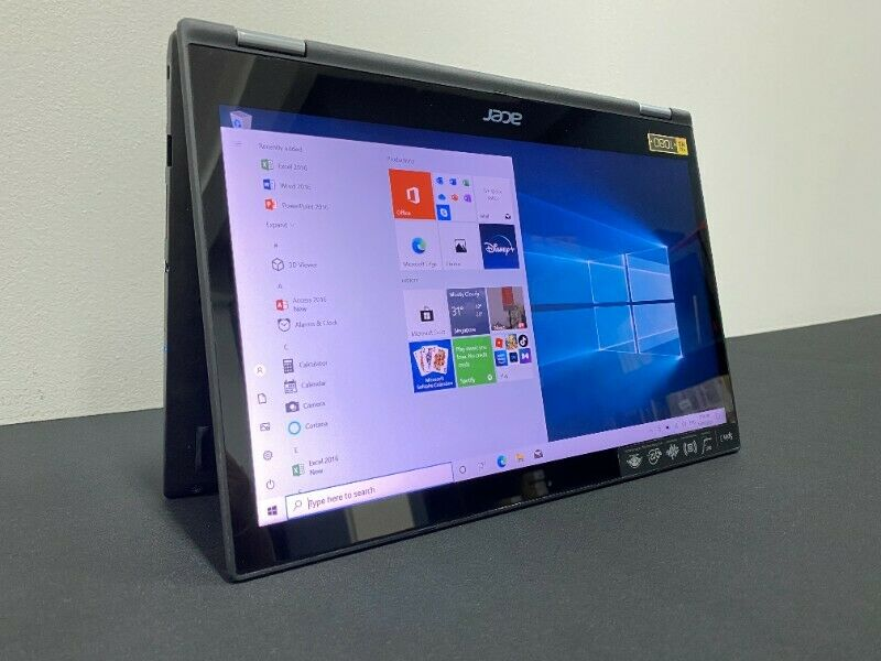 Acer 2 in 1 TouchScreen High Specs Laptop + SSD + 1TB HDD + 8GB Ram For Cheap Sale