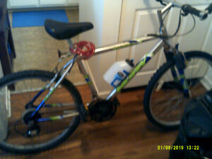 seling a mountain bike for sale price firm $90