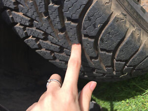 14 inch brand new snow tires