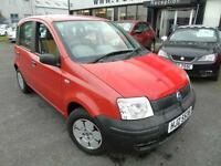 2004 Fiat Panda 1.1 Active - Red - Platinum Warranty - Long MOT!