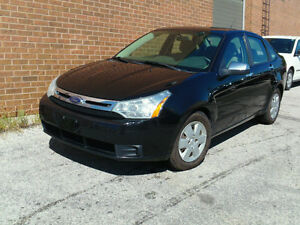 2009 Ford Focus se Sedan **CERTIFIED AND EMISSIONS TESTED**