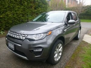 2016 Land Rover Discovery Sport HSE,7 PASSENGER,NAVI