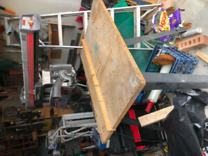 Radial Arm Saw 10""
