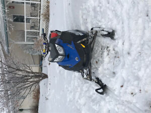 Skidoo summit 800 pteck