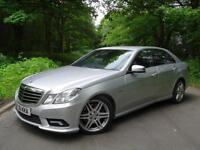 2011 61 Mercedes-Benz E250 2.1TD (201bhp) BlueEFFICIENCY 7G-Tronic CDI Sport