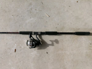 Shakespeare Ugly Stik Bigwater Rod and Reel