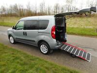 2012 Fiat Doblo 1.6 Multijet Diesel WHEELCHAIR ACCESSIBLE VEHICLE DISABLED WAV