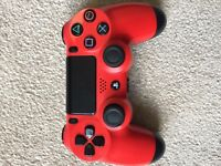 URGENT!!!Dual shock 4 red PlayStation controller