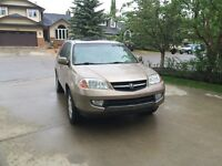 [priced to sell] 2003 Acura MDX SUV [low kms]