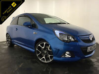 2014 VAUXHALL CORSA VXR SERVICE HISTORY FINANCE PART EXCHANGE WELCOME