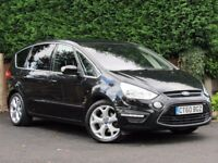 2010 Ford S-Max 2.0TDCI TITANIUM 140PS, FACELIFT - TOW BAR - MANUAL - KEYLESS
