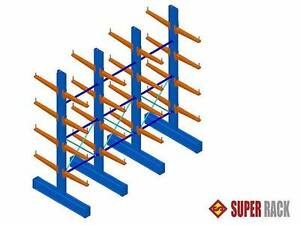 NEW HEAVY DUTY CANTILEVER RACKING STORAGE PALLET RACK WAREHOUSE Dandenong Greater Dandenong Preview