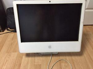 iMac 24' Non-working (Older, white model)
