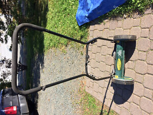 "Rotary 14"" lawnmower"
