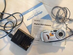 SONY Cybershot Digital Camera
