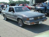 1988 Olds Cutlass Supreme Classic Brougham