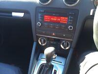 Audi a3 sline black edition sport back