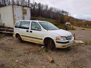 2003 Chevy Venture for parts
