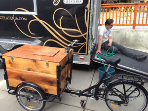 Ice Cream Trike - Great Summer Business Opportunity